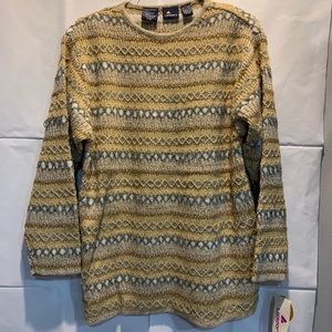 Lizsport Wool Blend sweater NWT